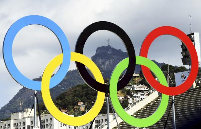 Six mois après les Jeux, les organisateurs doivent... (Agence France-Presse)