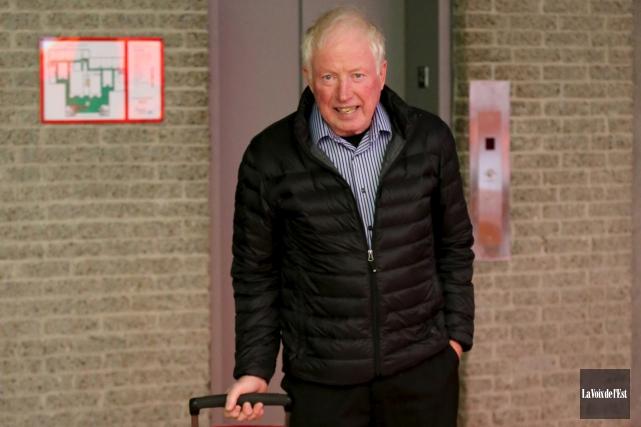Les accusations à l'égard de Werner Kyling (photo)... (archives La Voix de l'Est)