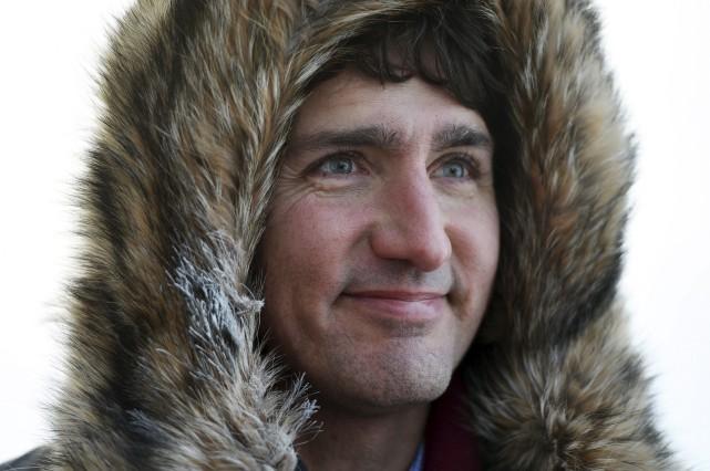 Le premier ministre canadien n'a pas caché qu'il... (La Presse canadienne)