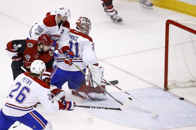 Le Canadien multiplie les performances en dents de... (Ross D. Franklin, Associated Press)