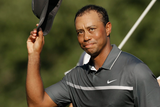 Tiger Woods... (Associated Press)