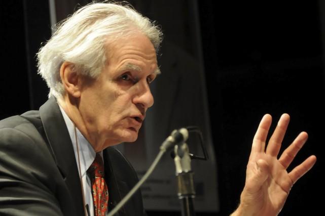 Gérard Bouchard... (Photo Rocket Lavoie)