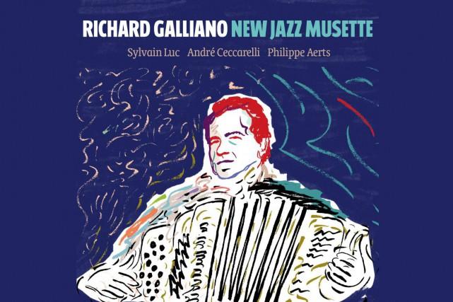 JAZZ/MUSETTE/BLUES, New Jazz Musette, Richard Galliano...