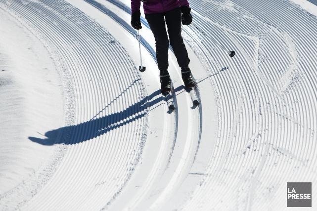 Un skieur est mort d'un arrêt cardio-respiratoire au Marathon Canadien de Ski,... (PHOTO ARCHIVES LA PRESSE)