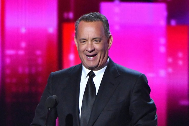 Tom Hanks... (Photo Vince Bucci, archives AP)
