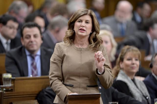 Rona Ambrose a fait parvenir une lettre à... (La Presse canadienne, Adrian Wyld)