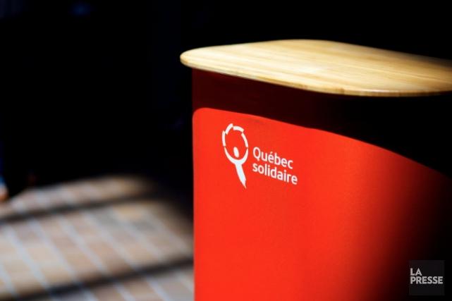 Québec solidaire (QS) désignera le 26 mars le ou la candidate qui représentera... (Photo archives La Presse)