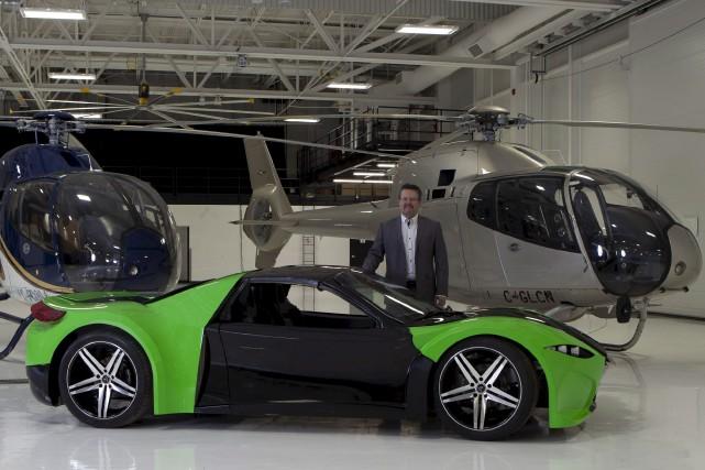Mario Dubuc, pdg et cofondateur de Dubuc Motors... (Alain Beaulieu, fournie par Dubuc Motors)