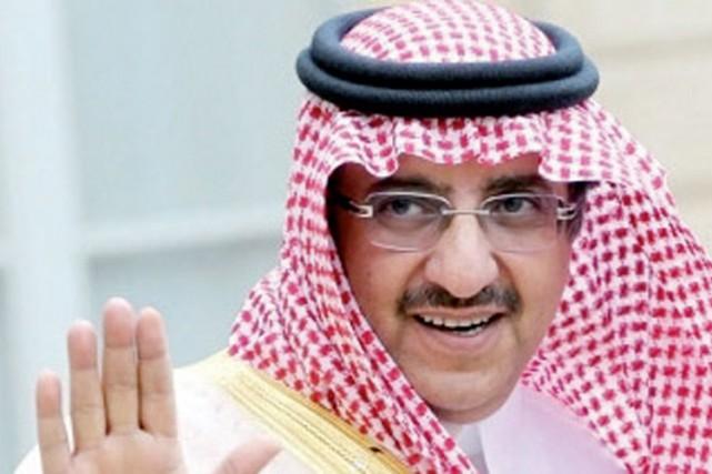 Mohammed ben Nayef... (ARCHIVES AFP)