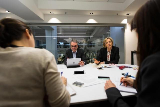 Des experts en gestion de la santé ont... (Photo Olivier Jean, La Presse)