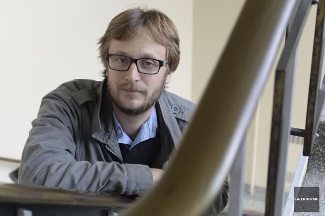 David Morin, codirecteur de l'Observatoire sur la radicalisation... (Archives La Tribune, Maxime Picard)