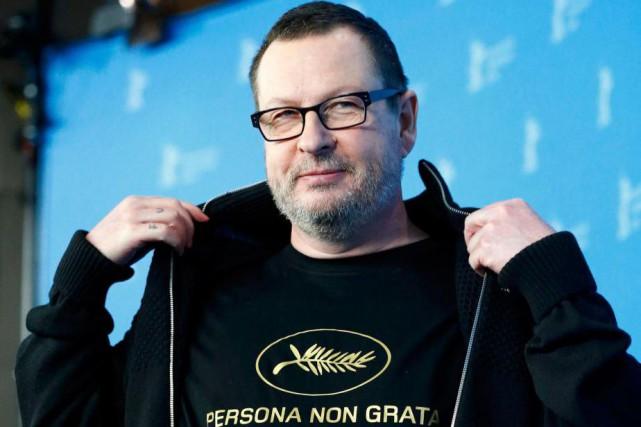 Le réalisateur danois Lars von Trier, à la... (PHOTO TOBIAS SCHWARZ, ARCHIVES REUTERS)