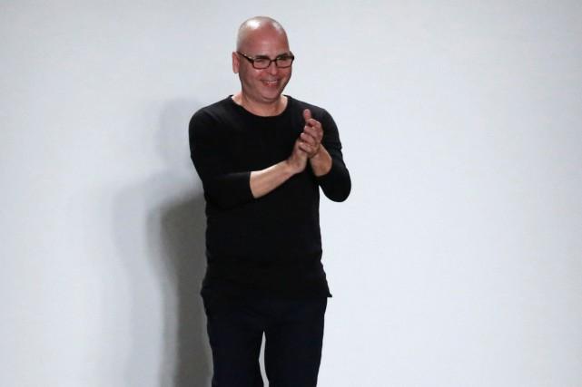 Le designer de 36 ans Louis Verdad s'est... (PHOTO AFP)