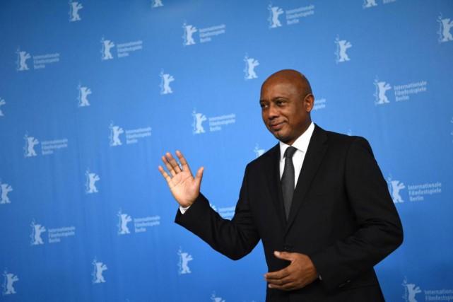 Le réalisateur haïtien Raoul Peck a présenté son... (photoMonika Skolimowska, Agence France-Presse)