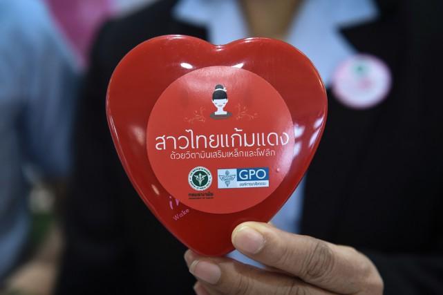 Le gouvernement a commencé à distribuer mardi des... (PHOTO AFP)