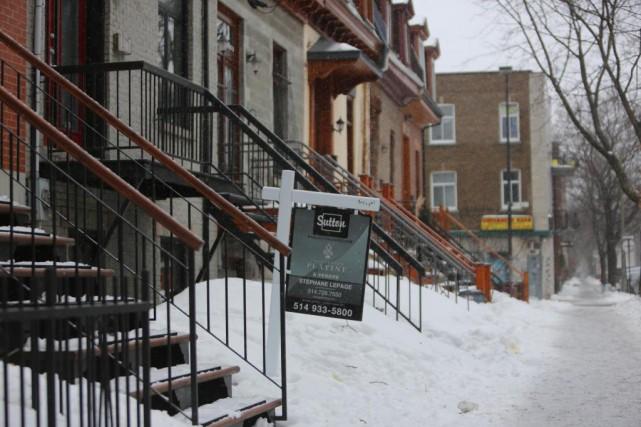 Après la vente éventuelle de leur maison, Louise... (Photo Martin Chamberland, Archives La Presse)