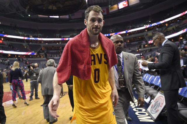 Kevin Love... (Photo Nick Wass, AP)
