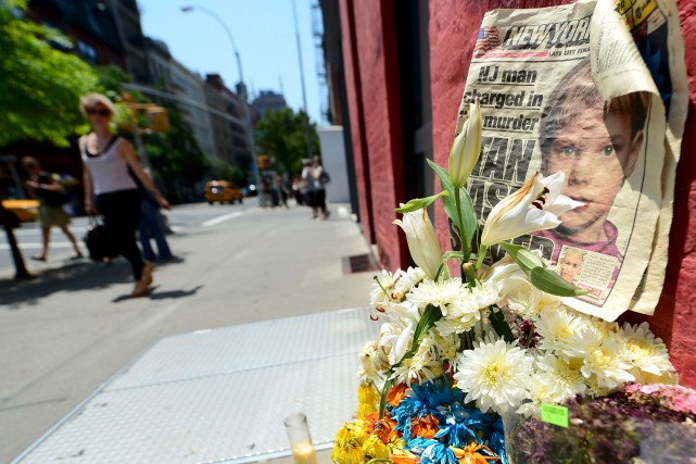 Etan Patz, six ans, est disparu à New... (AFP, Emmanuel Dunand)