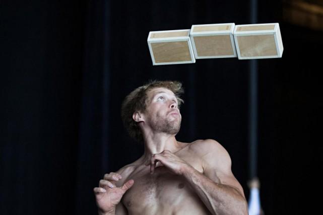 Eric Bates fait partie des artistes qui participeront... (Photo Ivanoh Demers, archives La Presse)