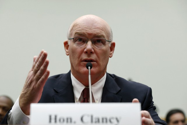 Joseph Clancy avait été nommé par Barack Obama... (Photo Kevin Lamarque, REUTERS)