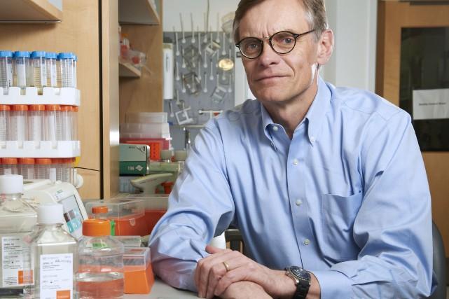 Le Dr James Wilson, une sommité mondiale en... (Photo fournie par le Dr James Wilson)