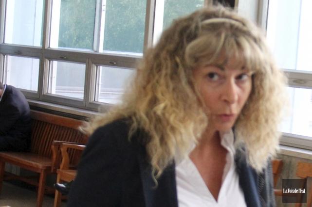 L'ancienne propriétaire de la Garderie Loulou, Louise Poulin,... (archives La Voix de l'Est)