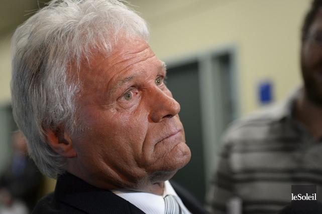 Yves Colosse Plamondon,libéré en mars 2014 de trois... (Le Soleil, Patrice Laroche)