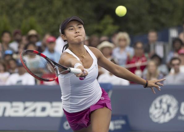 Carol Zhao, de Richmond Hill, en Ontario, a... (La Presse canadienne)
