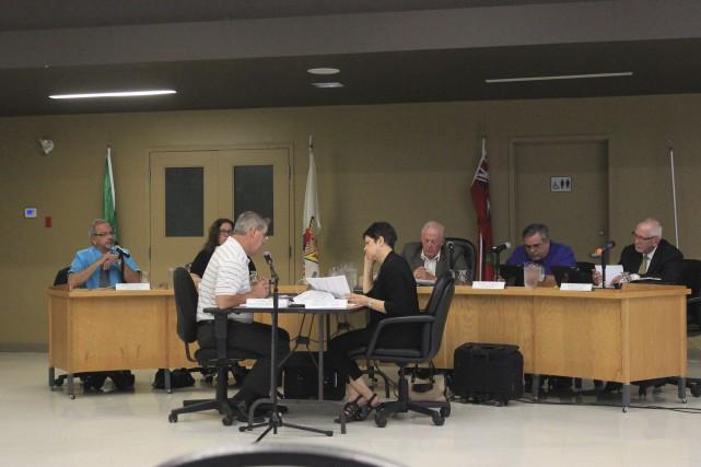 Les élus de Casselman ont adopté à l'unanimité... (Martin Brunette, Le Droit)