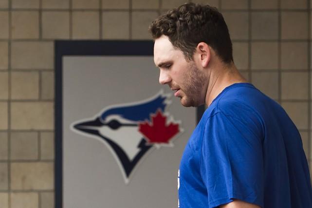 Le lanceur Joe Biagini s'est soumis à des... (La Presse canadienne, Nathan Denette)