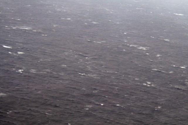 Un fort refroidissement de l'océan Atlantique nord, prévu à long terme par les... (Photo archives La Presse Canadienne)