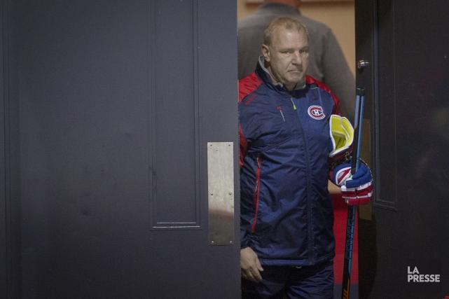 Michel Therrien a été congédié par le Canadien... (Photo Ivanoh Demers, archives La Presse)