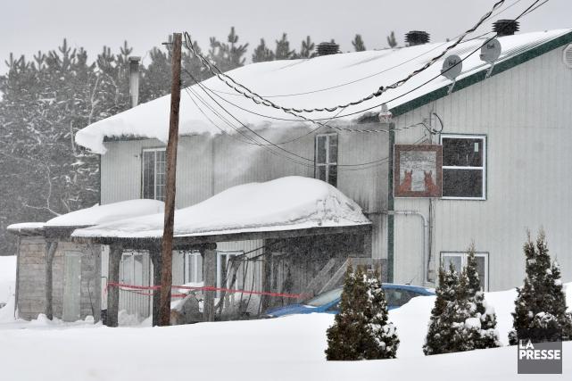 La Sûreté du Québec a ouvert une enquête... (Stéphane Lessard)