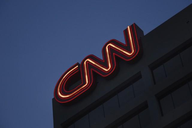 Le gouvernement vénézuélien a suspendu mercredi le signal de CNN en espagnol,... (PHOTO BLOOMBERG)