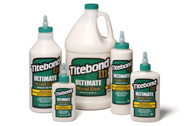 La colle Titebond III est non toxique et... (Tirée de titebond.com)