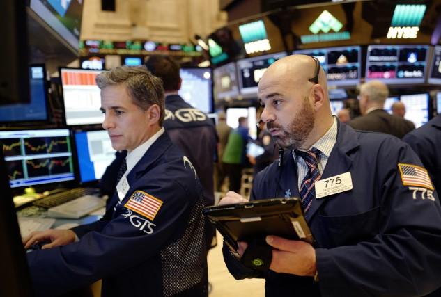 Le Dow Jones prenait 0,07% et le Nasdaq... (AP)