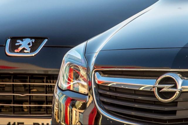 Si Peugeot achète Opel, la compagnie acquerra une... (photo AFP)