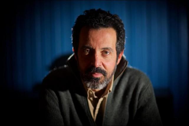 L'écrivain suisse Oscar Lalo aborde le thème de... (Photo André Pichette, La Presse)