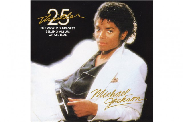 L'album mythique de Michael Jackson Thriller a battu un record jeudi...