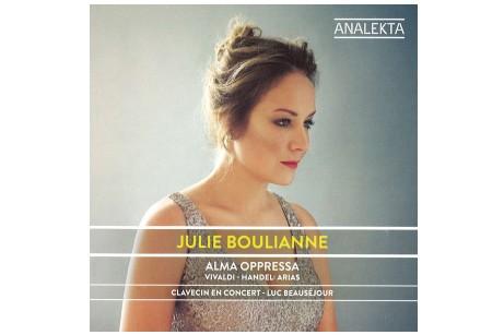 Alma Oppressa, deJulie Boulianne... (Image fournie par Analekta)