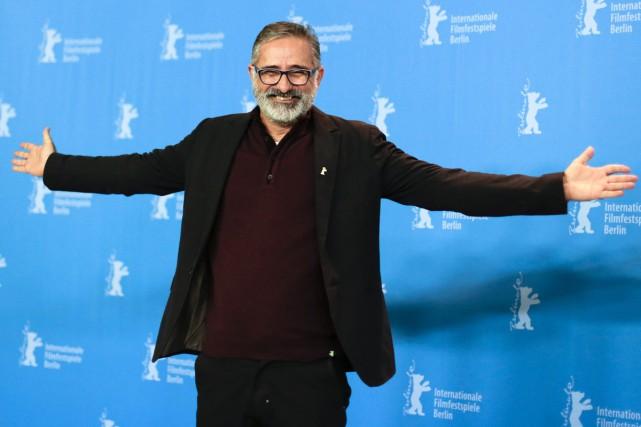 Marcelo Gomes, réalisateur du film Joaquim, présenté jeudi... (PHOTO AP)
