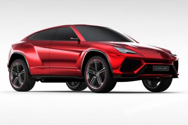 Lamborghini espère pouvoir vendre 3500 Urus par an.... (PHOTO Lamborghini)