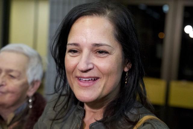 Manuela Teixeira, présidente du conseil d'administration de Tourisme... (Martin Roy, Le Droit)