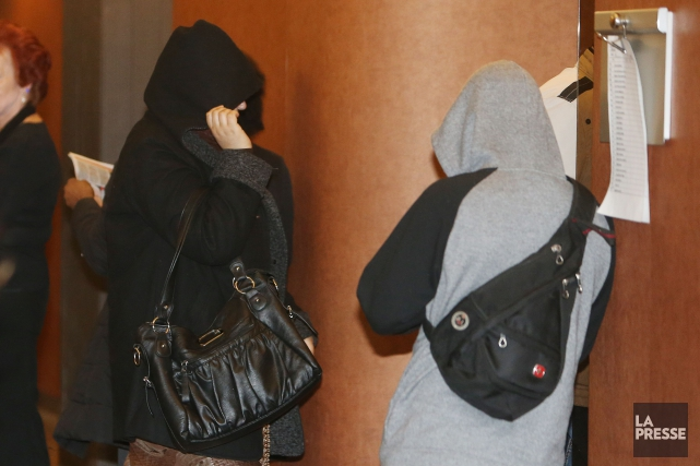 Sabrine Djermane et El Mahdi Jamali sont détenus... (PHOTO Martin Chamberland, archives LA PRESSE)