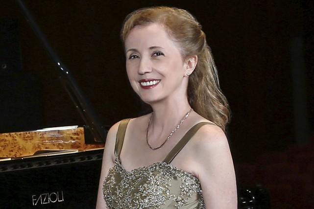 La pianiste Anne-Marie Dubois sera la soliste invitée... (Marie Daigneault)