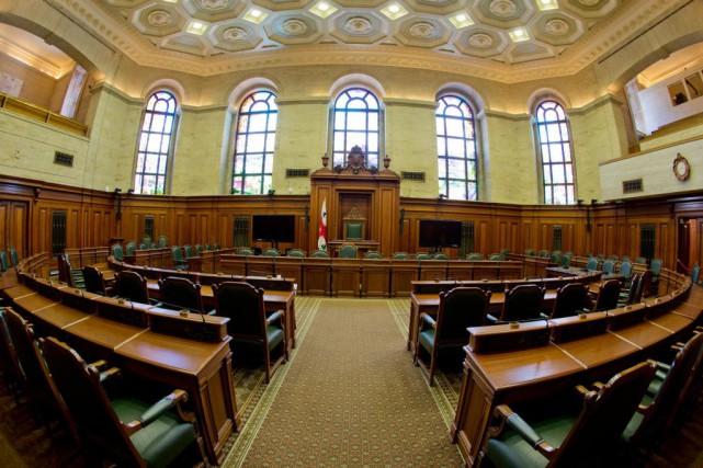 Une déclaration sera soumise lundi au vote des... (PHOTO DAVID BOILY, Archives LA PRESSE)