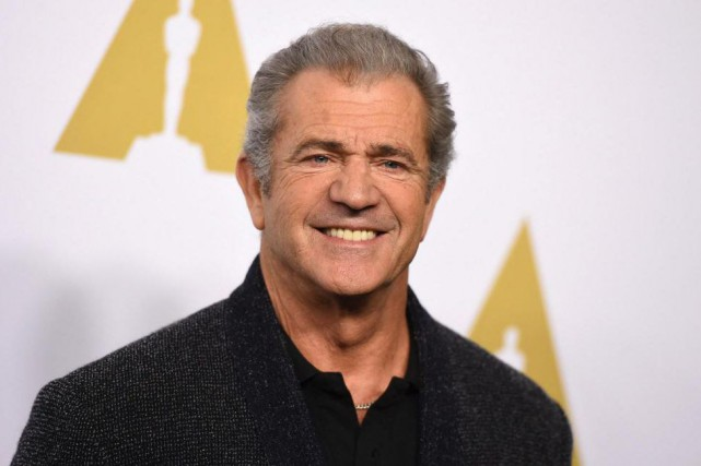Mel Gibson serait en négociation avec le studio... (photoJordan Strauss, associated press)