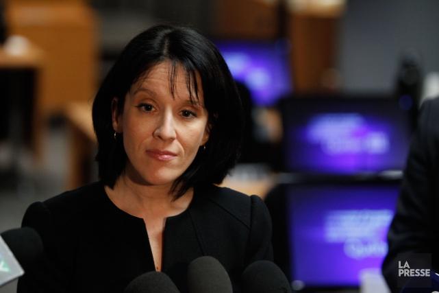 Me Sonia LeBel, ex-procureure en chef de la... (Archives La Presse, Martin Chamberland)