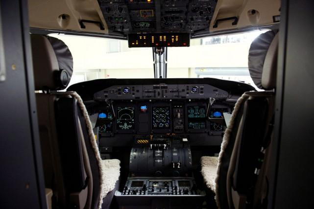 Ottawa a rappelé que pilotes et copilotes sont... (Photo Archives La Presse Canadienne)