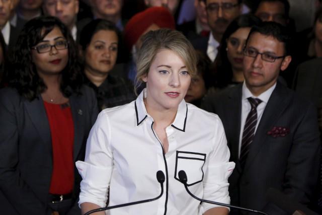 Jeudi, certains aspirants à la chefferie du parti... (La Presse canadienne, Patrick Doyle)